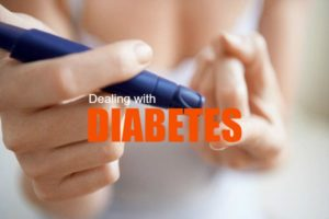 Dealing with Diabetes to Enjoy Healthy Aging!