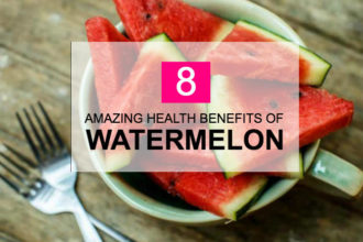 8 Amazing Health Benefits of Watermelon!
