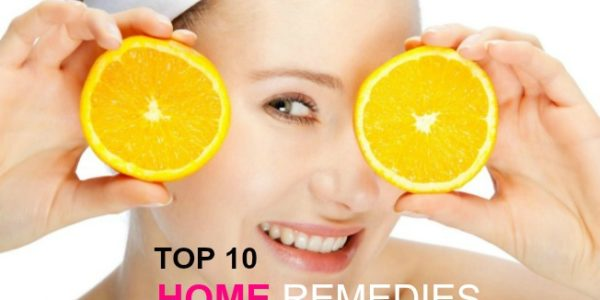 Top 10 Home Remedies For Acne!