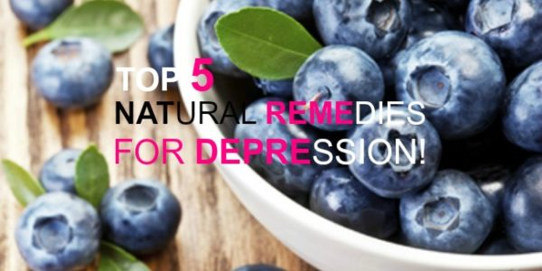 Natural Remedies For Depression – The Top Five!