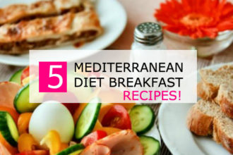 The Mediterranean Diet Breakfast Recipes!