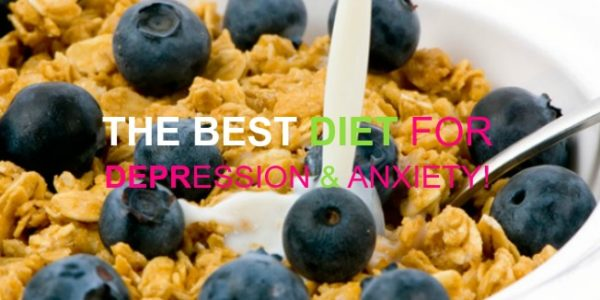 The Best Diet for Depression and Anxiety!