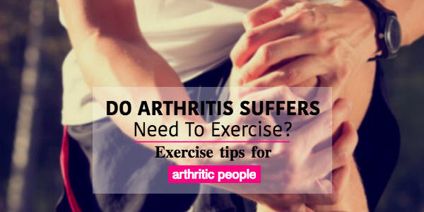 Exercises and Tips for Arthritic People!
