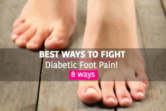 Best Ways To Fight Diabetic Foot Pain!