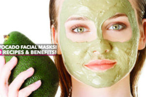 10 Avocado Facial Masks For Dry Skin & its Benefits!