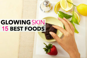 Eating Healthy For Gorgeous Glowing Skin!