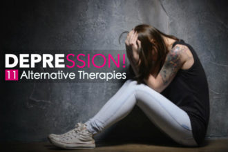 11 Alternative Therapies For Depressive Disorder!