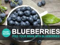 Impressive Nutritional Benefits of Blueberries!