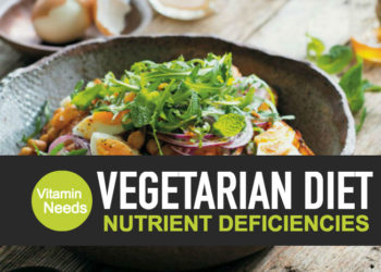 Vegetarian Diet, Nutrient Deficiencies and Vitamin Needs!