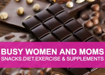 Easy & Quick to Eat Snacks & Tips For Busy Women!