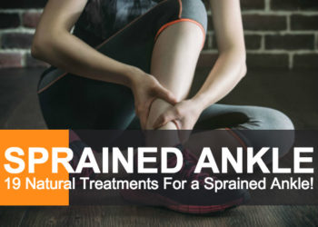 Natural Treatments to Reduce Pain & Discomfort on Sprained Ankle!